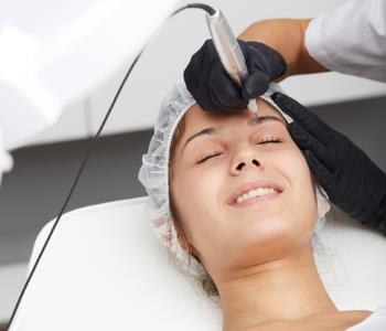 fractional laser resurfacing from dermatologist annapolis