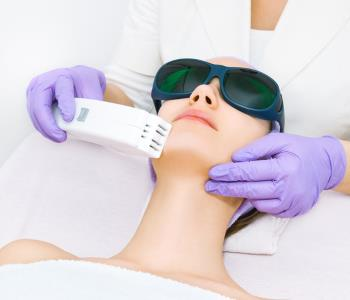 permanent laser hair removal treatment from dermatologist in annapolis