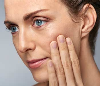 Learn about dermatology services for treating aging skin in the Washington, DC area