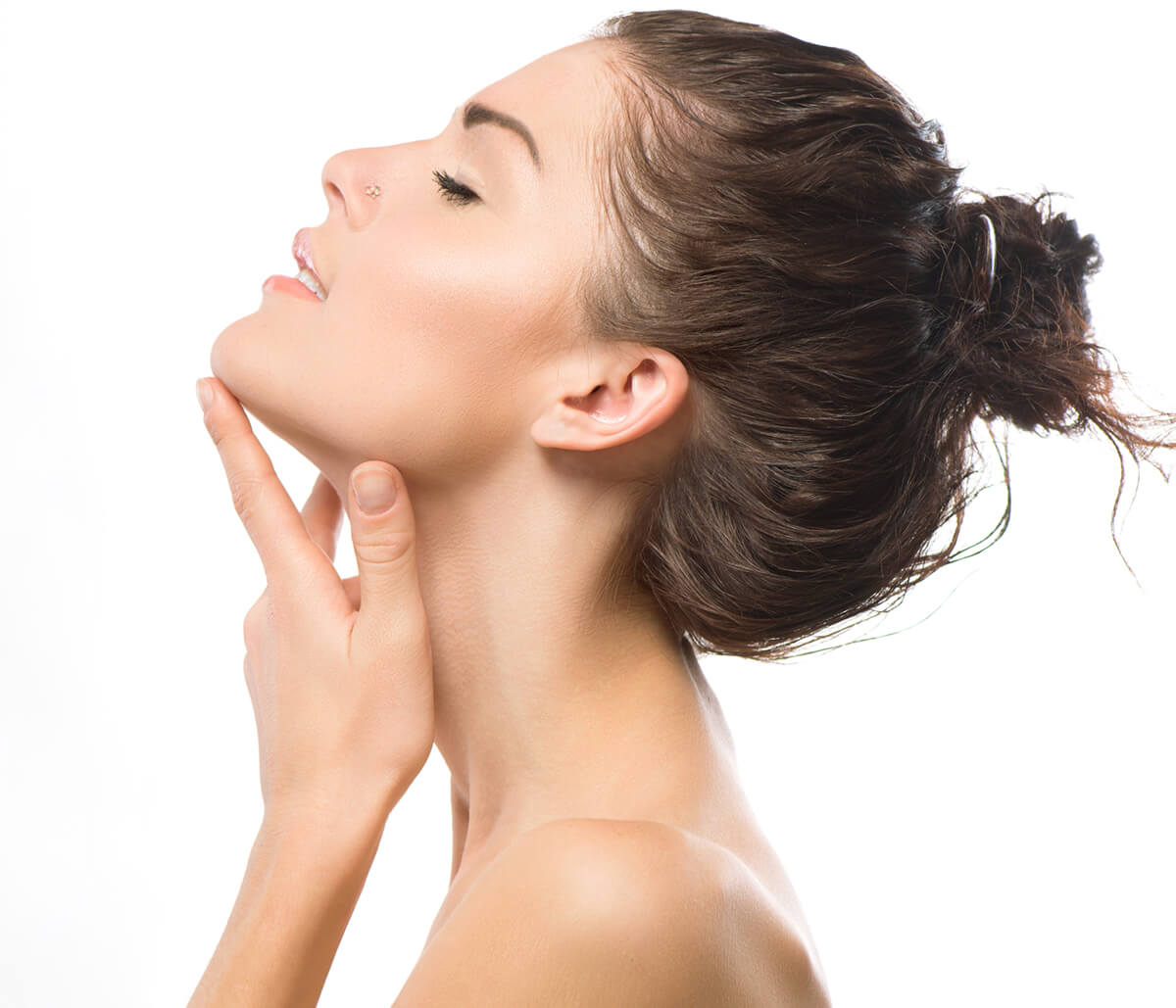 Kybella Injections for Double Chin at Center for Dermatology & Dermatologic Surgery in Washington DC Area